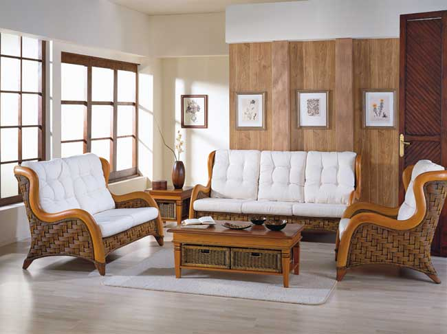 Diana Living Room Furniture Unicane Rattan And Wicker