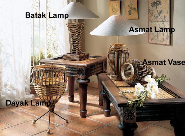 bali rattan lamps deco 7 unicane rattan furniture singapore. Black Bedroom Furniture Sets. Home Design Ideas