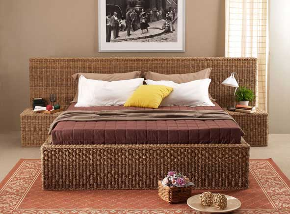 Delightful Legion Bedroom Furniture: Unicane Wicker And Rattan Furniture Singapore