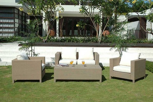 Trendy spain living outdoor furniture unicane singapore for Outdoor furniture spain