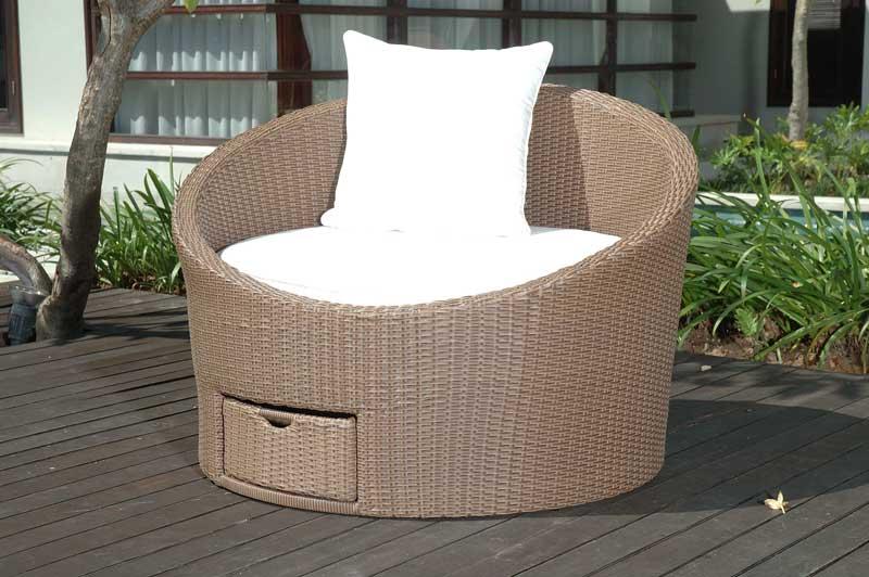 Orbit Outdoor Chair | Outdoor Wicker Furniture