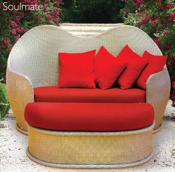 Soulmate Loveseat Sofa