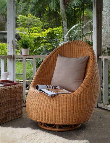 Exceptionnel Egg Chair: Unicane Garden Furniture Singapore