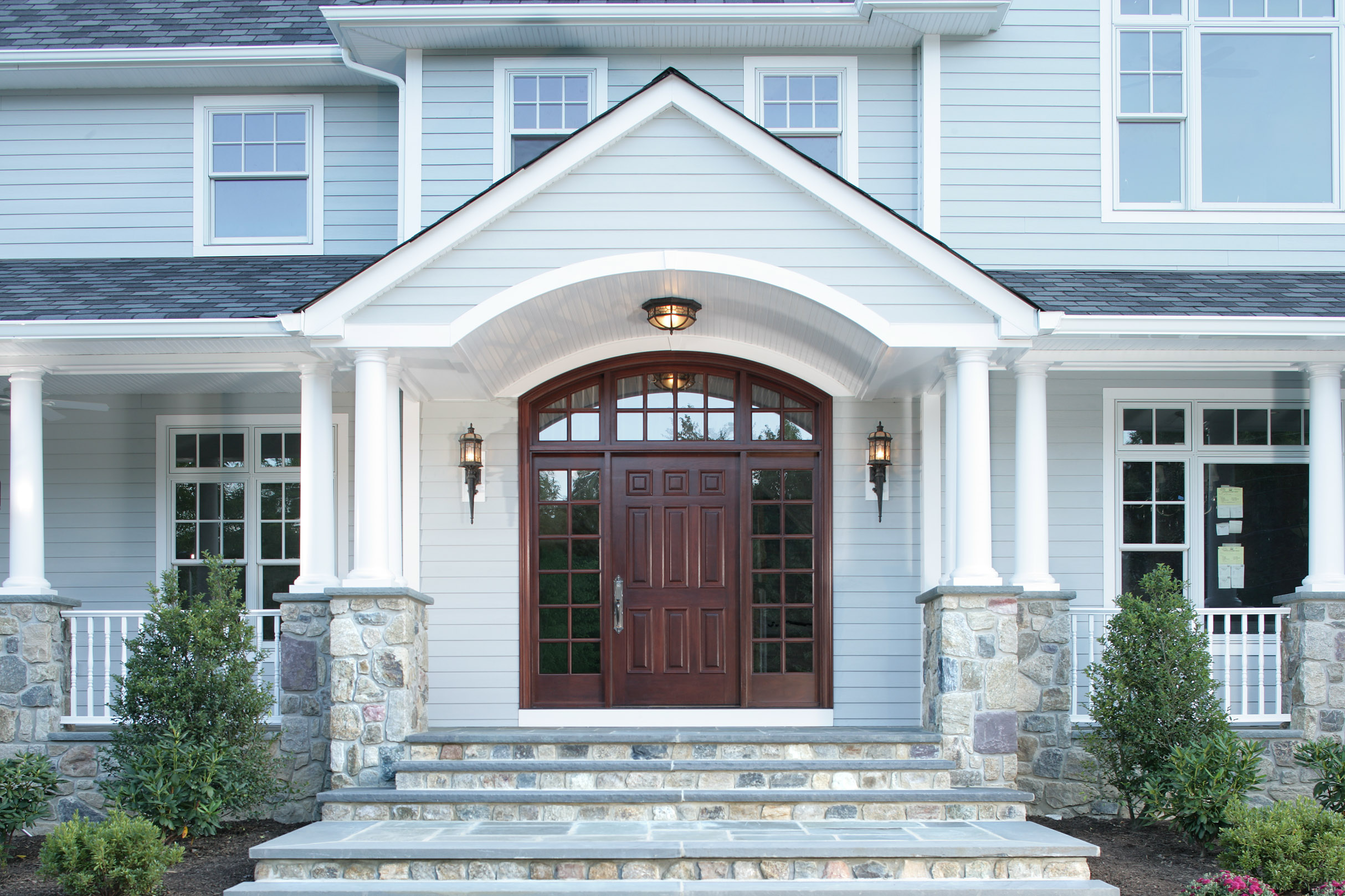 Mahogany Exterior Doors Home Is Best Place To Return