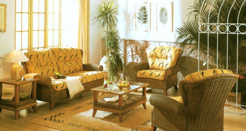 Arizona Living Room Furniture: Unicane Rattan Furniture ...