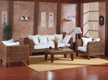 Edsa Living Room Furniture (Sarang Buaya)