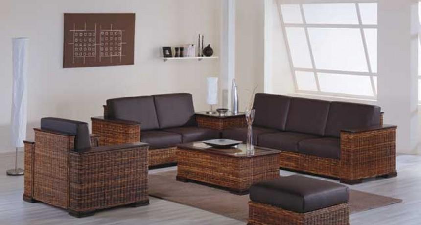 Mundo Living Room Furniture (Sarang Buaya): Unicane Singapore