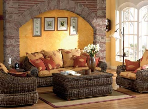 Tara Lacost Living Furniture Singapore