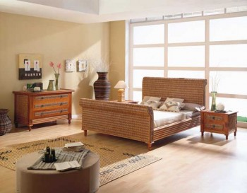 Singapore Orchid Bedroom Furniture