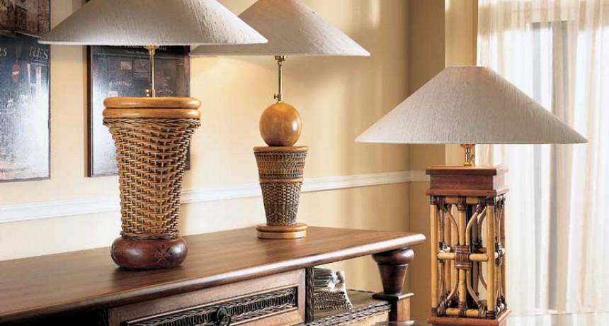 Bali decor lamps 6 unicane singapore wicker and rattan furniture bali deco 6 junglespirit Images