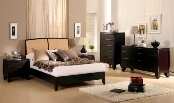Callie Bedroom Wooden Furniture Singapore