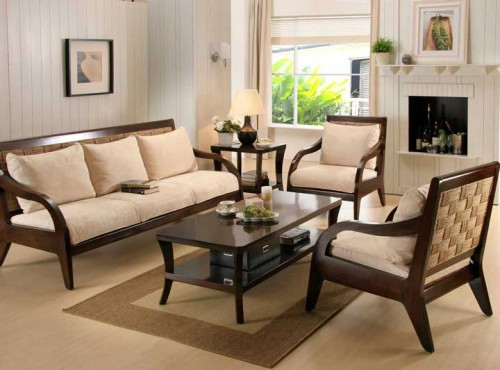 Buy Wicker and Rattan Furniture for Living Room: Unicane Furniture ...