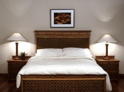 Wicker and Rattan Bedroom Furniture: Buy Wicker Beds, Rattan ...