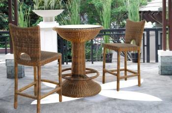 Singapore Outdoor Furniture DSC Bar Set