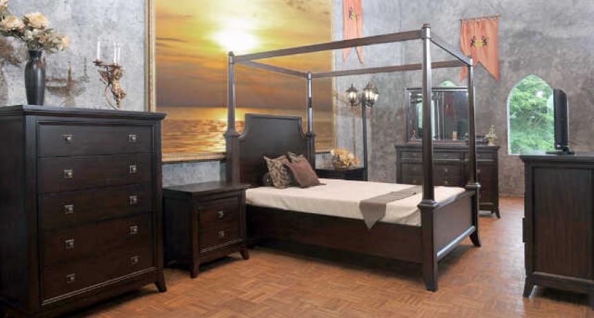Delightful Kensington Bedroom Set