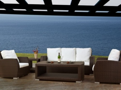 Menemeni Outdoor Rattan Furniture