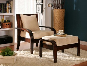Otto Lounge Wooden Furniture Singapore