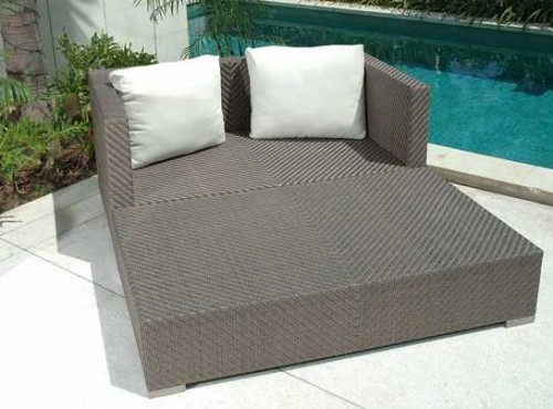 Panama Daybed · Bed, Outdoor Furniture - Outdoor Furniture: Buy Garden Beds, Daybeds, Patio Beds At Unicane