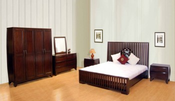 Samarinda Bed Wooden Furniture