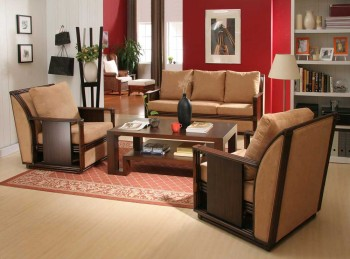 Sophie Living Wooden Furniture Singapore