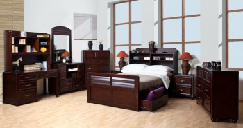 Toscana Youth Bedroom Furniture