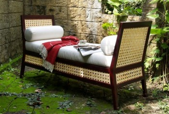 Tauba Bench Garden Furniture Signapore