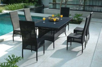 Black Forest Dining Outdoor Furniture