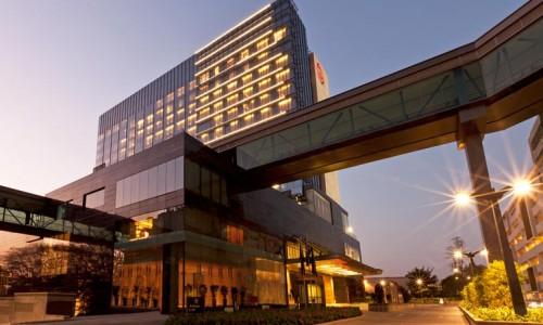 Sheraton Bangalore Hotel at Brigade Gateway