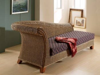 Chaise lounger Wicker Furniture