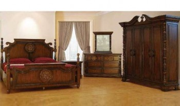 Dadelia Wooden Bedroom Furniture