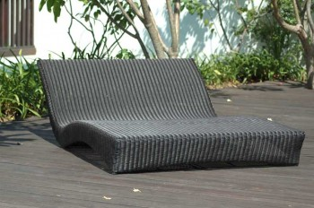 Double Sun lounger Chaises Furniture