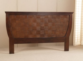 Heritage Headboard Rattan Furniture