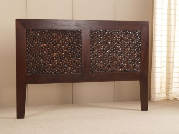 Long Beach Headboard Wicker Furniture