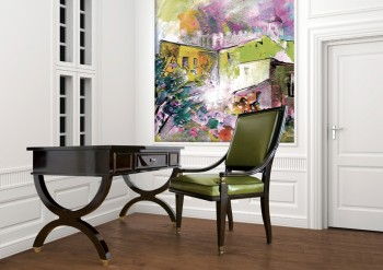 Wooden Furniture Ofiice Green Singapore