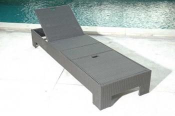Panama Chaise Lounger Furniture singapore