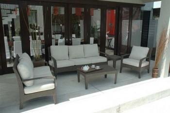 Elegant Panama Living |Outdoor Living Furniture