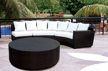 Roma Sectional | Outdoor Wicker Furniture Singapore