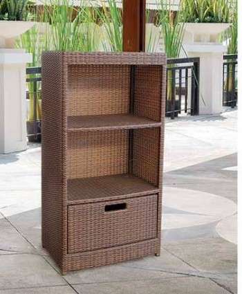 Samba Outdoor Storage Cabinet