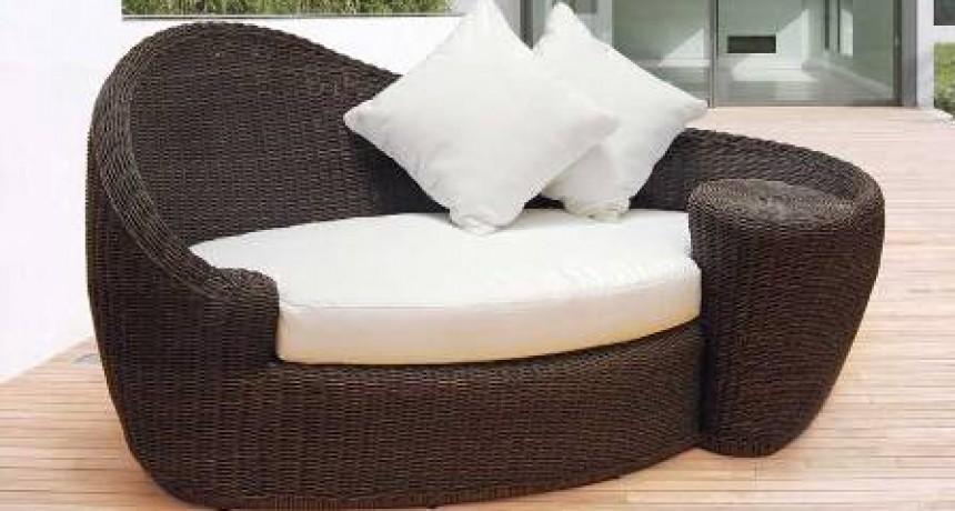 Snail Rattan Sofa | Outdoor Living Furniture | Unicane Singapore