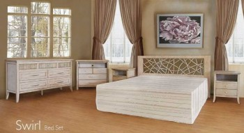 Swirl Bed set