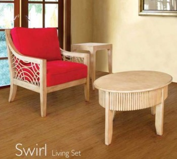 Swirl Living Room Furniture