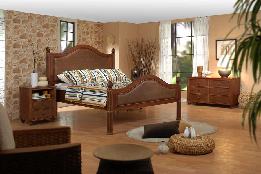 Wooden Furniture: Shop Wooden Beds at Unicane Singapore ...