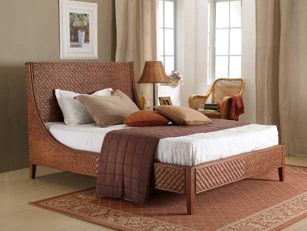 Wicker And Rattan Bedroom Furniture, Rattan Bedroom Furniture